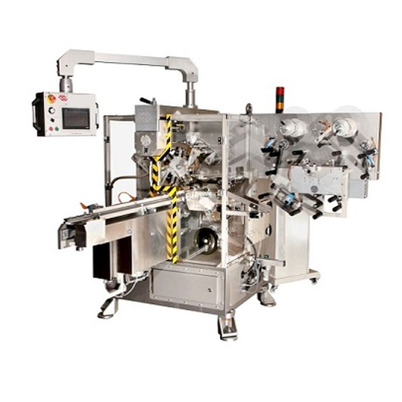 EGG (HOLLOW) CHOCOLATE WRAPPING MACHINE