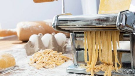 Handy Solutions For Problems Of Pasta Machines