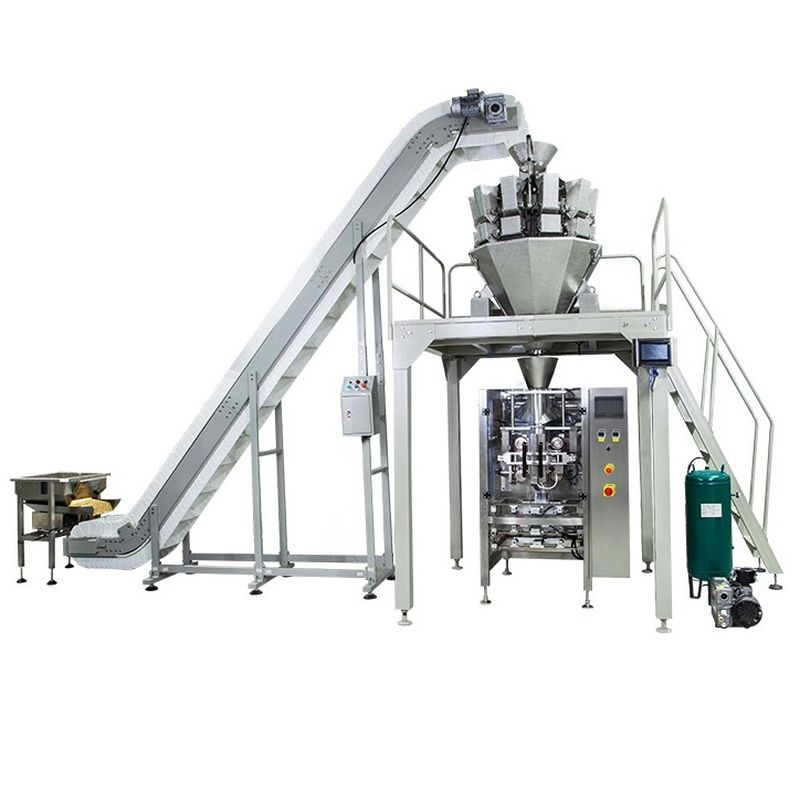 Multiheaded Vertical Packaging Machine