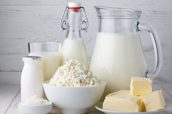 Product Varieties of Milk Processing Line